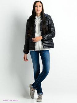 Пуховики Pepe Jeans London                                                                                                              чёрный цвет