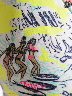 Лифы Juicy Couture                                                                                                              желтый цвет