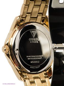 Часы Guess                                                                                                              Золотистый цвет