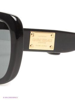 Солнцезащитные Очки Versace                                                                                                              чёрный цвет