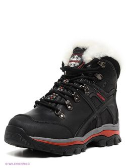 Ботинки Covani                                                                                                              чёрный цвет