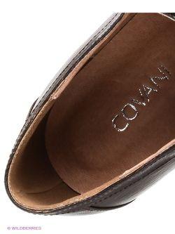 Ботильоны Covani                                                                                                              коричневый цвет