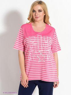 Футболки Hegler                                                                                                              розовый цвет