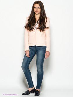 Жакеты Befree                                                                                                              Персиковый цвет