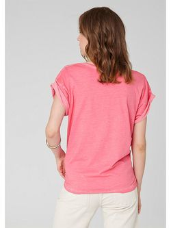 Футболка s.Oliver                                                                                                              розовый цвет