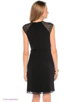 Платья s.Oliver                                                                                                              чёрный цвет