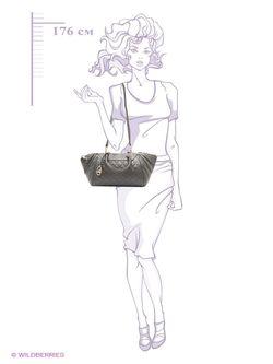 Сумки Jane Shilton                                                                                                              серый цвет