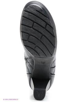 Полусапожки Caprice                                                                                                              черный цвет