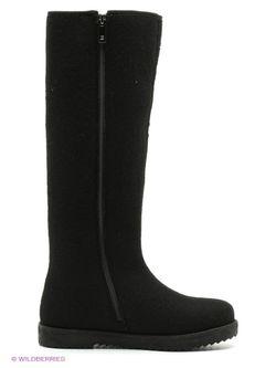 Валенки Evita                                                                                                              черный цвет