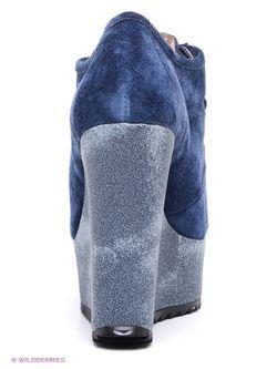 Ботильоны Evita                                                                                                              синий цвет
