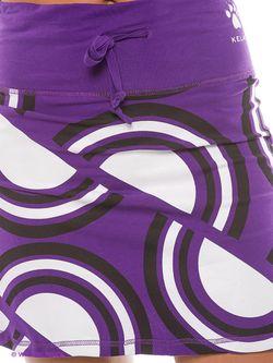 Юбки Kelme                                                                                                              фиолетовый цвет