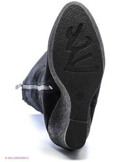 Сапоги Makfine                                                                                                              черный цвет