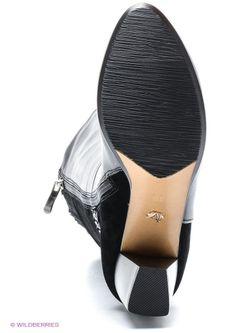 Сапоги Laura Valorosa                                                                                                              черный цвет