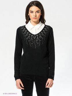 Пуловеры Blue Seven                                                                                                              чёрный цвет