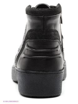 Ботинки METROPOLPOLIS                                                                                                              чёрный цвет