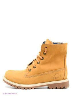 Ботинки Best Walk                                                                                                              Горчичный цвет