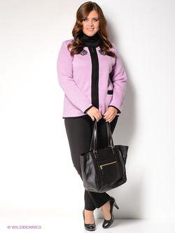 Кофта Milana Style                                                                                                              фиолетовый цвет