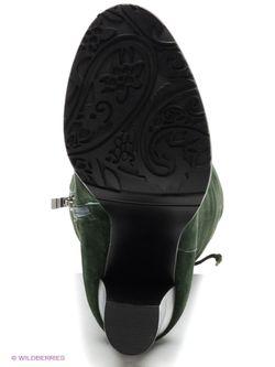 Сапоги Inario                                                                                                              зелёный цвет