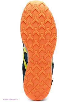Кроссовки Asics                                                                                                              оранжевый цвет