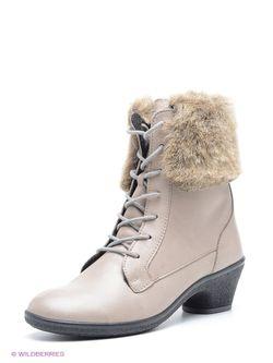 Ботинки Francesco Donni                                                                                                              серый цвет