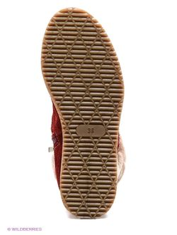 Полусапожки Francesco Donni                                                                                                              красный цвет