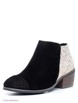 Ботильоны Shoe the Bear                                                                                                              чёрный цвет