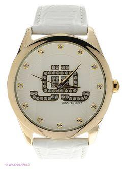 Часы Jennifer Lopez                                                                                                              белый цвет