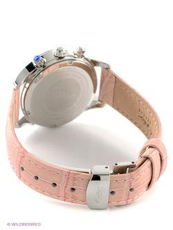 Часы Kolber                                                                                                              розовый цвет
