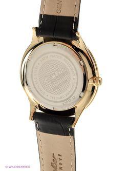 Часы Kolber                                                                                                              черный цвет