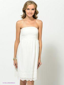 Платья Vila                                                                                                              Молочный цвет