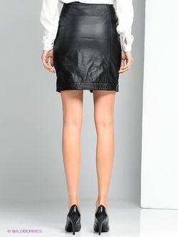 Юбки Top Secret                                                                                                              черный цвет