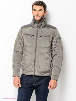 Куртки Geox                                                                                                              серый цвет