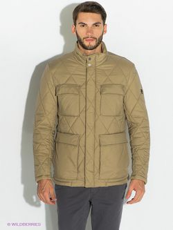 Куртки Geox                                                                                                              бежевый цвет