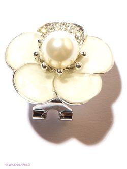 Серьги Happy Garnets                                                                                                              белый цвет