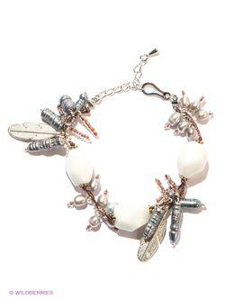 Комплекты Бижутерии Infiniti                                                                                                              белый цвет