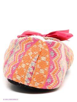 Тапочки Burlesco                                                                                                              оранжевый цвет