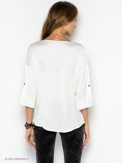 Блузки Natali Silhouette                                                                                                              белый цвет