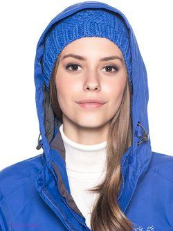 Куртки Jack Wolfskin                                                                                                              синий цвет