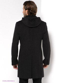 Пальто Berkytt                                                                                                              Антрацитовый цвет