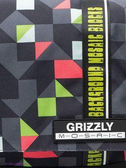 Сумки Grizzly                                                                                                              черный цвет