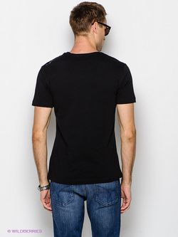 Футболки Calvin Klein                                                                                                              чёрный цвет