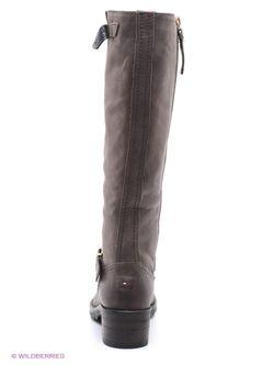 Сапоги Tommy Hilfiger                                                                                                              коричневый цвет