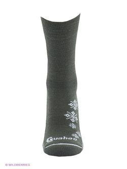 Носки Guahoo                                                                                                              белый цвет