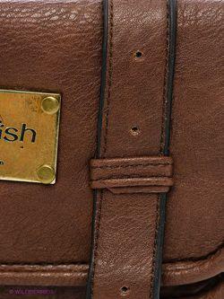 Кошельки Funky Fish                                                                                                              коричневый цвет