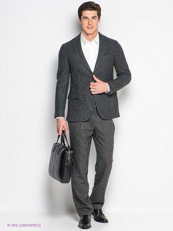 Пиджаки Gant                                                                                                              серый цвет