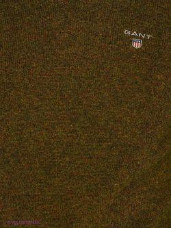 Джемперы Gant                                                                                                              Оливковый цвет