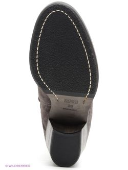 Ботинки HUGO BOSS                                                                                                              коричневый цвет