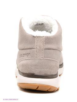 Ботинки Salomon                                                                                                              серый цвет