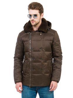 Куртки Clasna                                                                                                              коричневый цвет