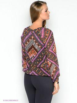 Блузки TOPSANDTOPS                                                                                                              фиолетовый цвет